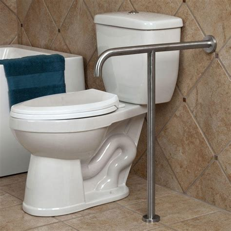 bathroom bar pickens t shape grab bar bathroom