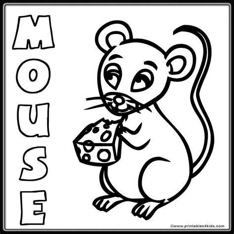 mouse coloring pages preschool mouse coloring page az coloring pages