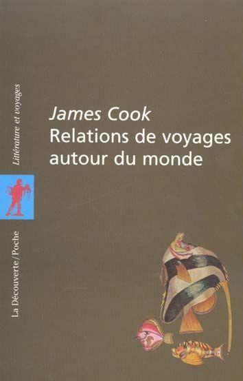 Teabag From Relations De Voyages by Livre Relations De Voyages Autour Du Monde Cook