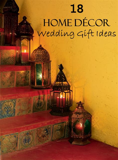 home decoration gifts 18 inexpensive home decor wedding gift ideas frugal2fab