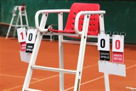 arbitres de chaise us cagnes tennis