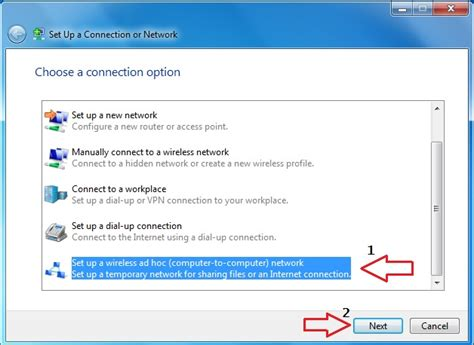 cara membuat jaringan wifi pada laptop cara setting jaringan ad hoc wifi pada laptop segiempat