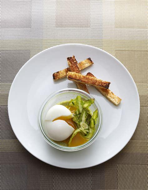 cuisine et vins de recettes œufs mollets aux asperges pour 4 personnes recettes