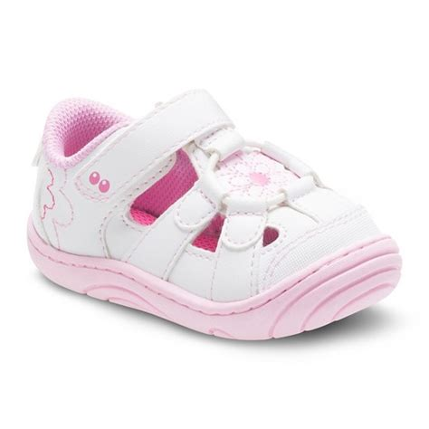 stride rite white sandals baby surprize by stride rite 174 alexia fisherman
