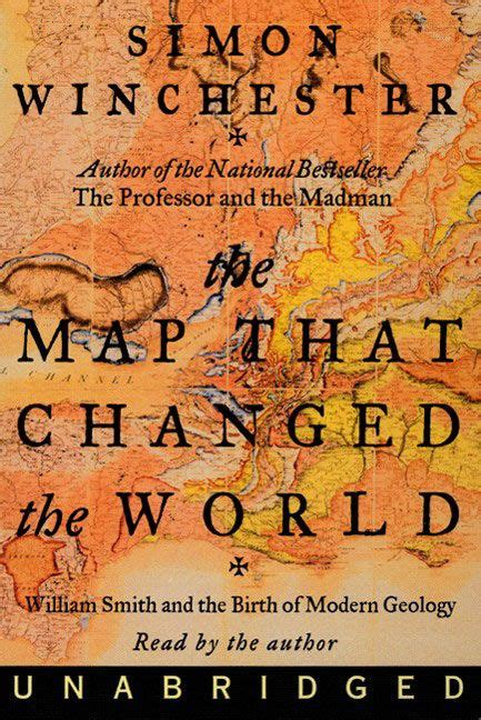 libro maps that changed the the map that changed the world simon winchester digital audiobook