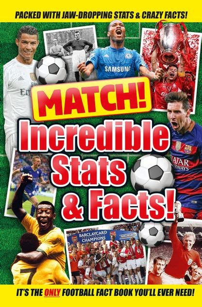 match incredible stats and facts by macmillan children s books on ibooks
