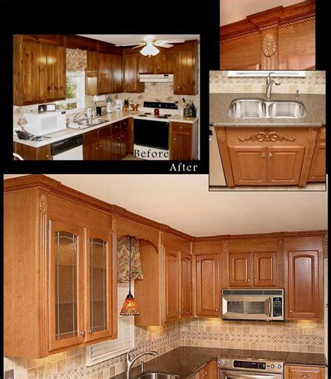 kitchen cabinets reface or replace reface kitchen cabinets photo gallery reface cabinets