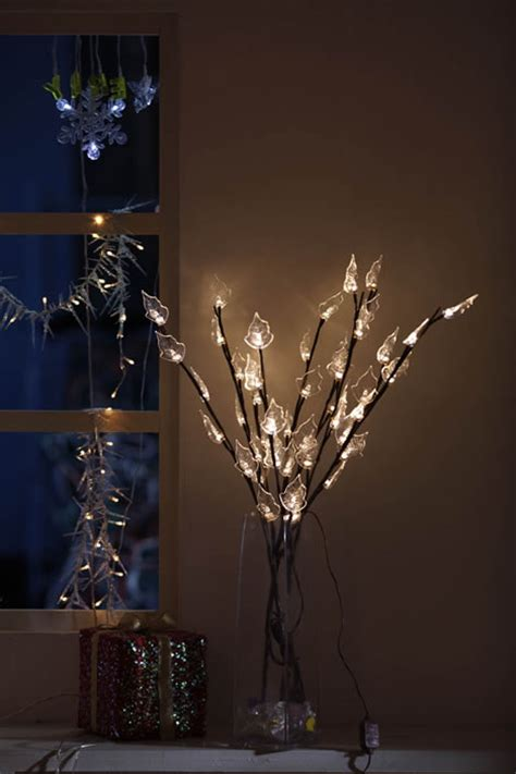 fy 50020 led christmas branch tree small led lights bulb l