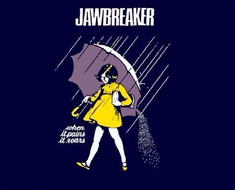 Jawbreaker Band Logo morton salt on