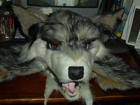How To Make A Wolf Mask Out Of Paper - wolf mask by rielrylan on deviantart
