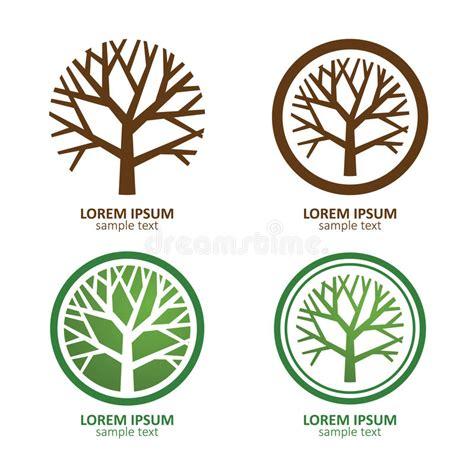 Tree Logo Stock Illustration Image 54524532 Green Circle Tree Vector Logo Design Stock Vector 235140895