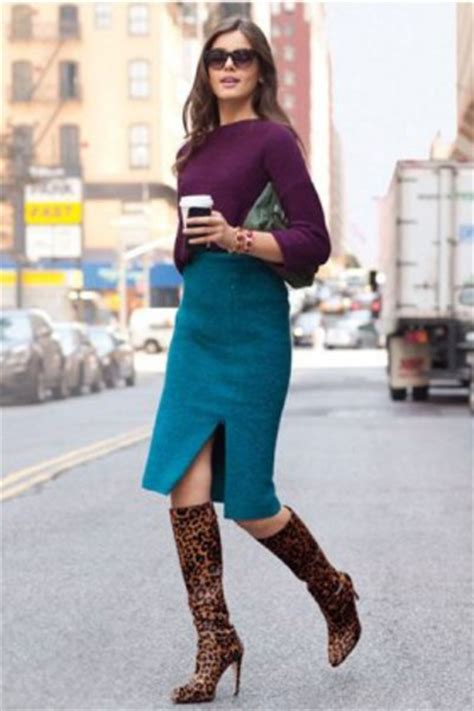 how to wear boots with dresses and skirts fashion tips
