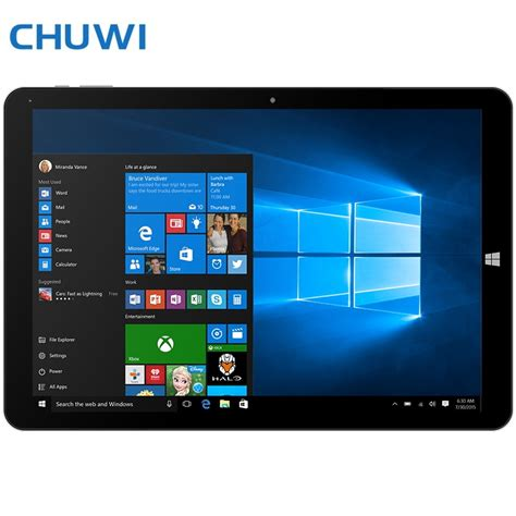 Tablet Advan T6 10 Inch chuwi 10 1inch tablet pc hibook dual os intel x5 cherry