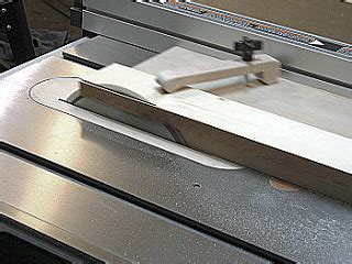 table saw jointer jig table saw jointing jig