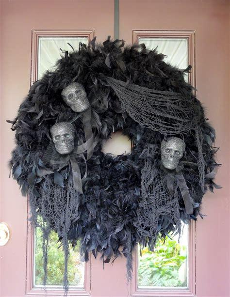 halloween wreath ideas very enchanting halloween wreath ideas for your