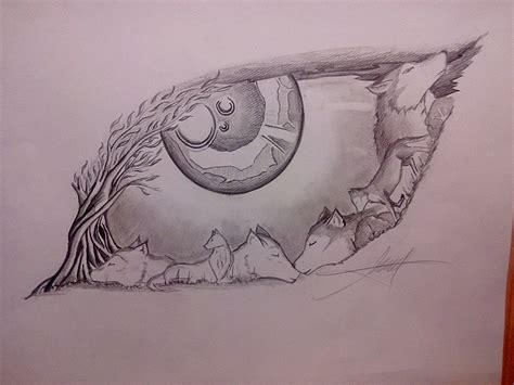 imagenes surrealistas ojos reto de la semana ojos comunidad dibujante taringa