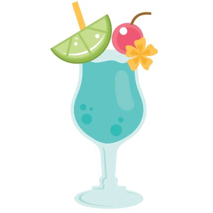 tropical cocktail silhouette tropical drink clipart jaxstorm realverse us