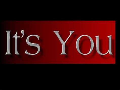 It S You | it s you stevie wonder dionne warwick youtube