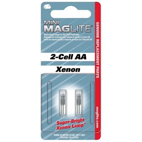 Mini 2 Cell Oules De Rechange Mini Maglite X 233 Non 2 Cell Aa Aaa Conditions Extremes