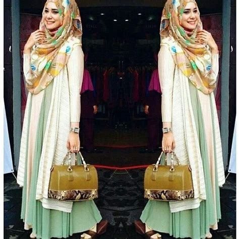 Dress Maxi Wanita Muslim Kaftan Instant Cantik Mirola Motif 10 best images about abaya fashion on abaya style beautiful and