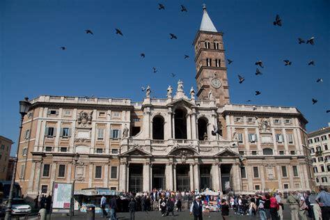 di roma basilica di santa maggiore di roma