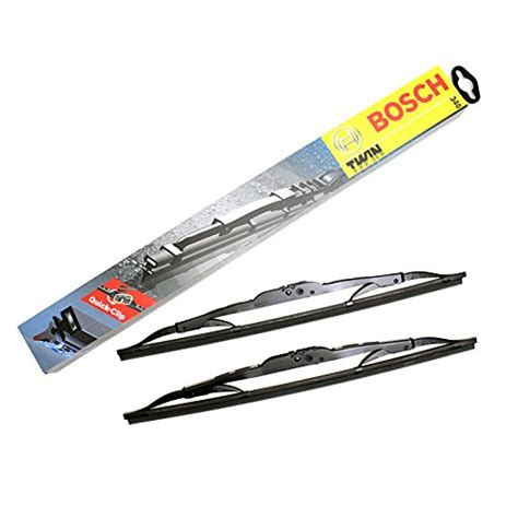 Wiper Gartner Aerodynamic 26 bosch 3397118942 original equipment replacement wiper blade 26