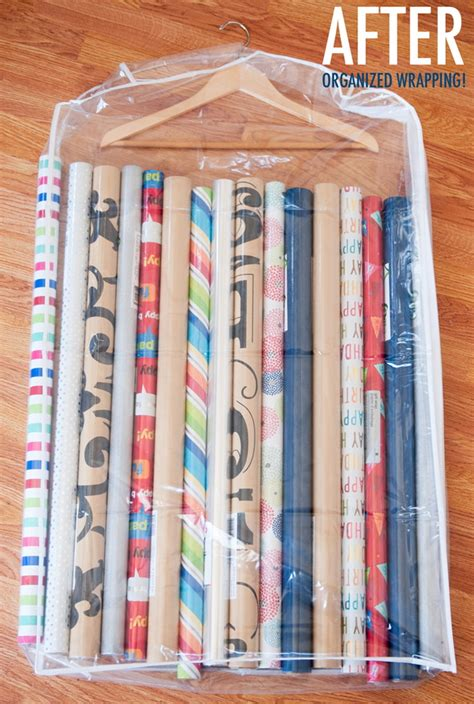 gift wrapping organization ideas 6 creative organization solutions for your gift wrapping