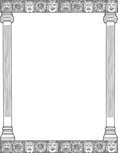 columns clip art download