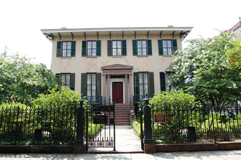 Andrew Low House by Laugh It Up Charleston Style