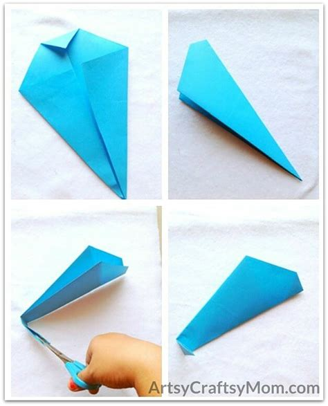 How To Make A Whale Origami - easy origami whale craft for artsy craftsy