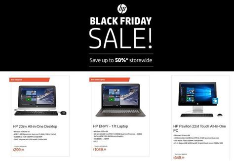 black friday desk sale hp black friday 2015 ad features windows 10 laptop deals