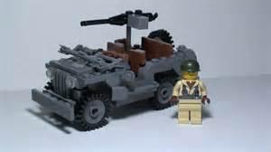 Lego Army Jeep Lego Brickmania Jeep 4x4 Willys Jeep