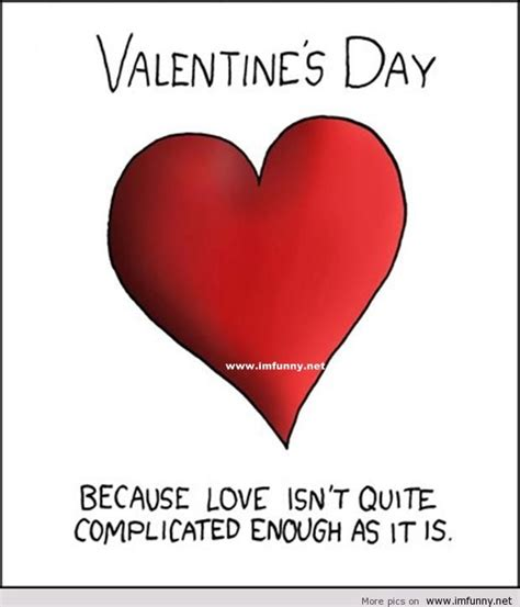 Valentines Day Funny Meme - funny quotes valentine s day