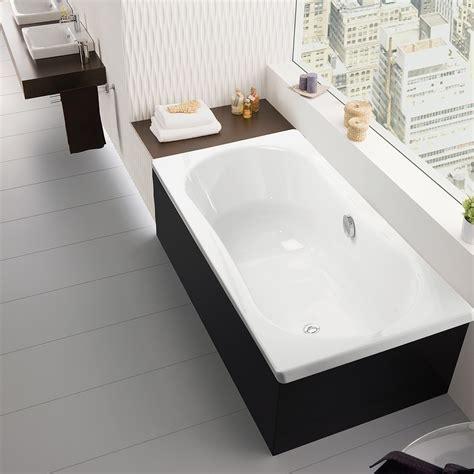 gala bathroom products emma square 1800 inset bath streamline products
