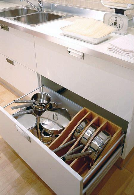 ideas  organizar alacenas cocina buscar  google cocina en  cajones cocina