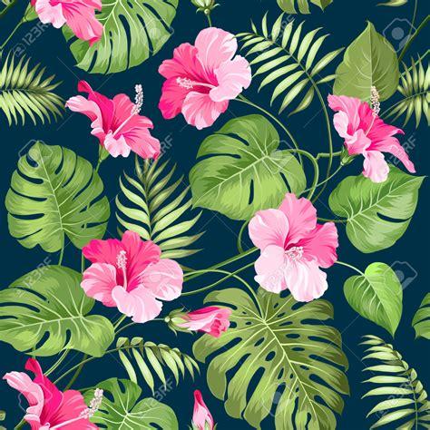 imagenes flores pinterest ilustraciones flores tropicales buscar con google