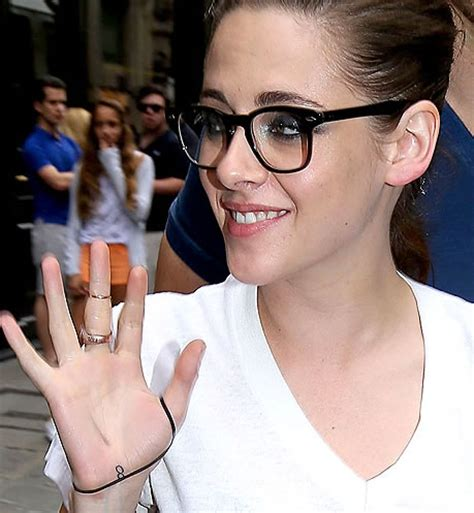kristen stewart tattoos kristen stewart photos pictures pics of tattoos
