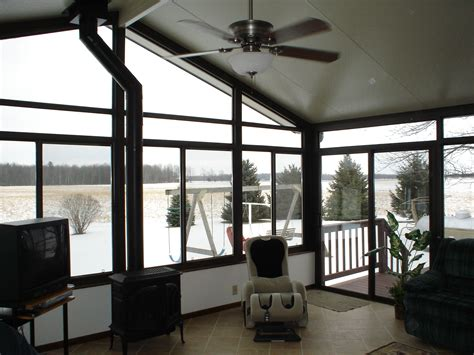 sunroom in winter a warm sunroom in winter needs a good heat system a cozy