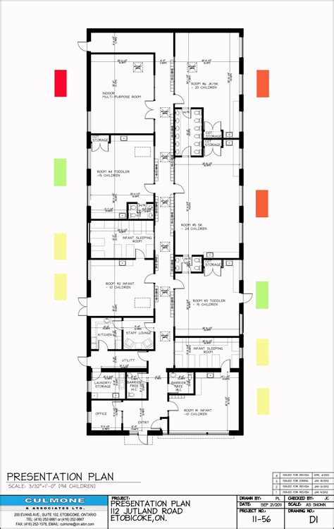 floor plan for daycare floor plans with color copy1 jpg 3007 215 4760 arki dump