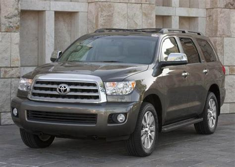 Toyota Sequoia Future 2016 Toyota Sequuoia Future Car Release