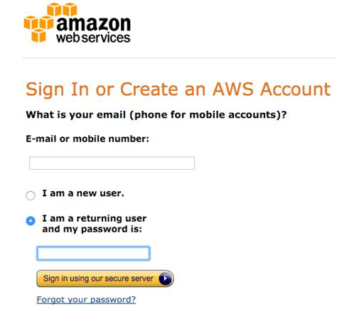 aws console sign in how to develop and evaluate large learning models