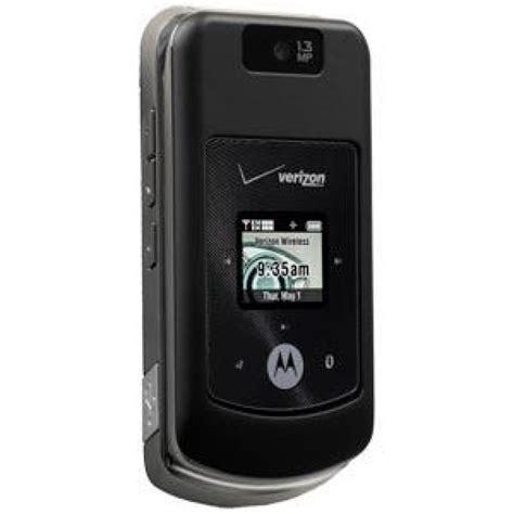best motorola flip phone verizon motorola w755 flip cell phone with