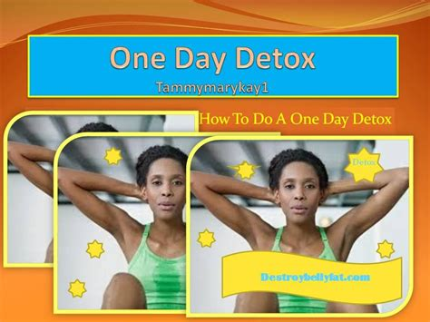 If Relapse 1 Day Does Detox Start by Detox Diets I How To Do A One Day Detox Idea S To Jump