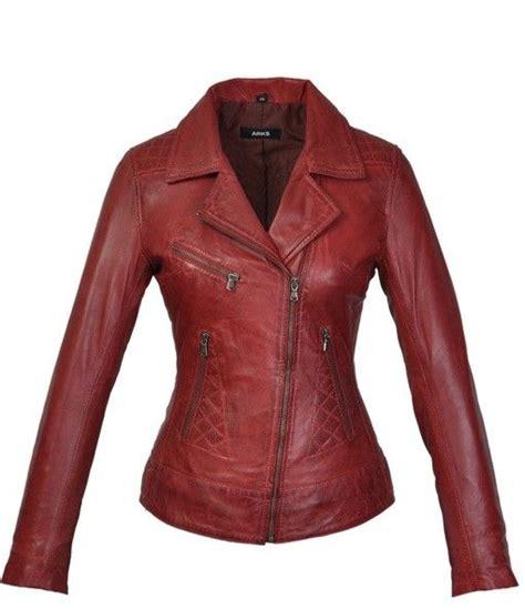 Design Jas Dames | dames jas leren jas jane 4 rood carlo sacchi