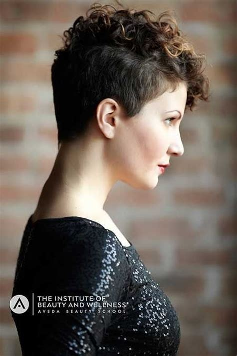 20 fashionable short hairstyles for 2015 styles weekly 21 lively short haircuts for curly hair styles weekly