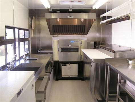 food truck kitchen design food truck interior google search food truck inspo