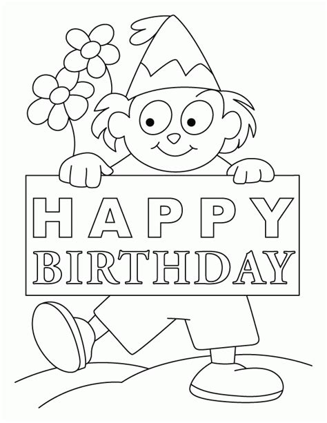 coloring pages happy birthday mommy happy birthday mommy coloring pages coloring home
