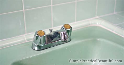how to remove an old kitchen faucet how to install a bathroom faucet simple practical beautiful