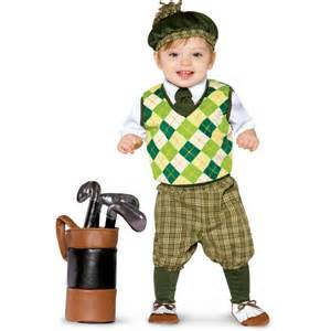 halloween costume infant toddler golf costume baby golfer costume