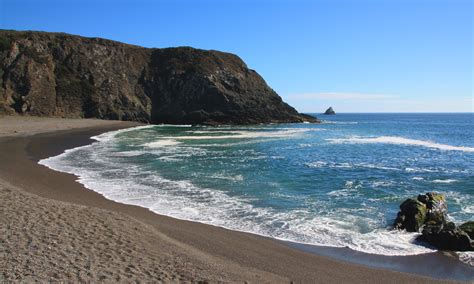 russian beach russian gulch jenner ca california beaches